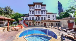 Argos Hotel Antalya 3*