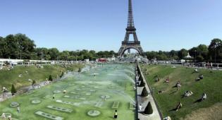 Горящий тур в Францию, Париж